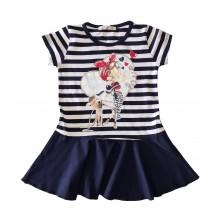 Детска лятна рокля Марина 98-122