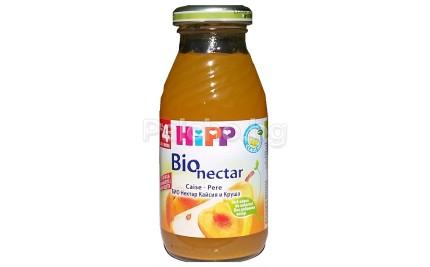 Hipp Bio Напитка от кайсия и круша 200мл.