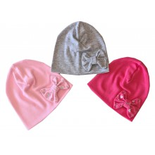 Пролетна шапка за момиче 2-10 години