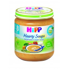 Хип пюре - Hipp Bio Зеленчукова крем супа 200гр.