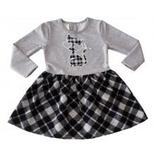 Мариела детска рокля Коте 92-122