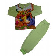 Бебешка пижама Пух 86-92