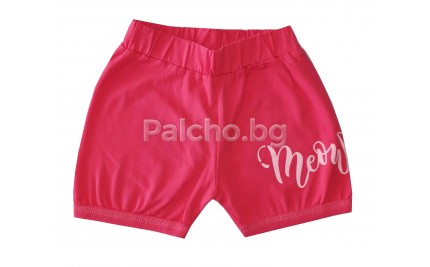 Детски къси панталони за момиче 110-116