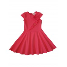Контраст рокля Цвете 128-152