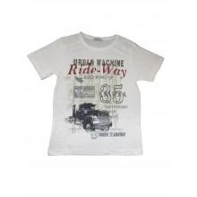 Тениска за момче Road monster 122-158