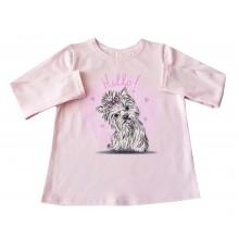 Блуза за момиче Тери 92-128