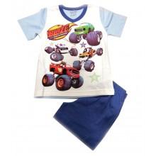 Лятна пижама за момче Пламъчко 92-128