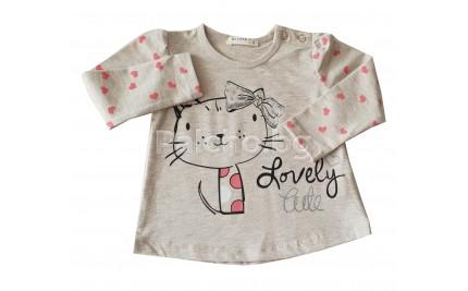 Breeze детска блуза за момиче 86-110