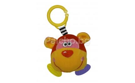 Lorelli Дрънкалка гризалка Маймуна