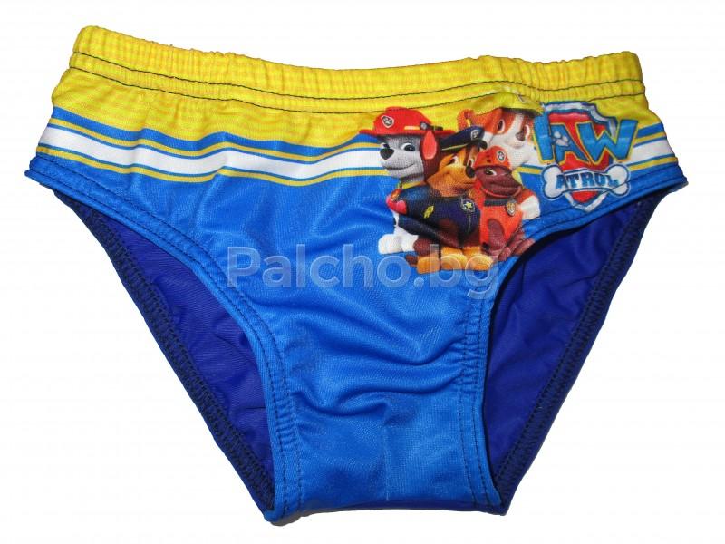 5869f2b699f Бански за момче Paw Patrol | Детски дрехи 2-12г. | Палчо - детски ...