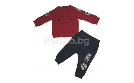 Бебешки комплект за момче 62-92