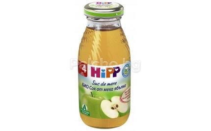 Хип сок от Био мека ябълка 200мл.