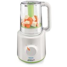 Avent Комбиниран уред за приготвяне на бебешка храна 2в1