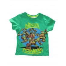Тениска за момче Костенурки Нинджа 86-128
