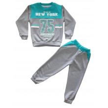 Спортен екип за момче New York 92-128