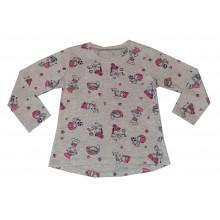 Детска блуза за момиче 86-134
