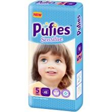 Pufies Sensitive 5 пелени 11-20кг. 48бр.