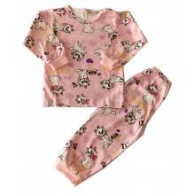 Детска пижама за момиче 86-128