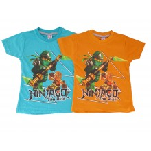 Тениска за момче Нинджаго 104-128