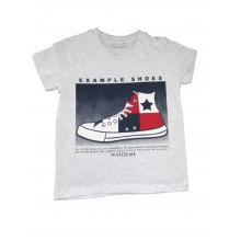Тениска за момче Маратонка 98-140