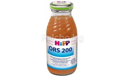 Hipp Сок OPC 200 Рехидратиращ разтвор с моркови и ориз 200мл.
