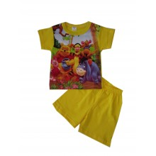 Лятна пижама Пух 86-92