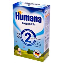 Хумана 2 - Humana 2 Преходно мляко 6м+ 300гр.