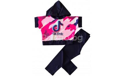 Комплект за момиче Тик Ток 122-140