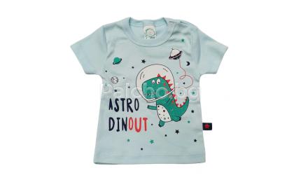 Лятна тениска за момче Дино 62-92