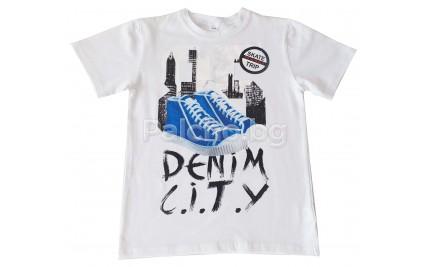 Тениска за момче Кецове 128-158
