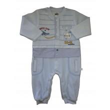 Бебешки гащеризон за момче 62-74