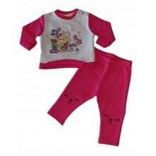 Бебешки ватиран комплект 62-80
