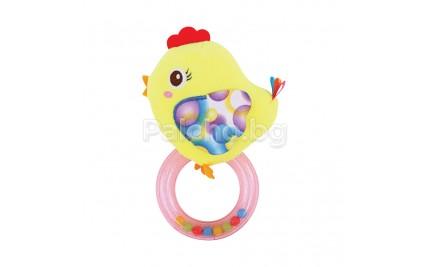 Lorelli Дрънкалка кръг Пиленце