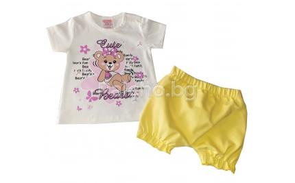 Бебешки летен комплект 56-86