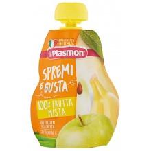 Plasmon Плодова закуска Микс плодове 100гр