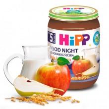 """Хип Млечна каша """"Лека нощ"""" грис ябълки и круши 190гр."""