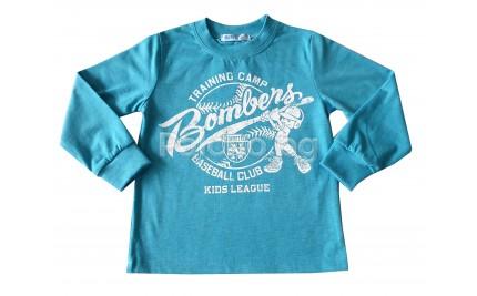 Блуза за момче Baseball 86-116