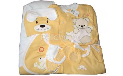 Комплект за изписване с порт бебе