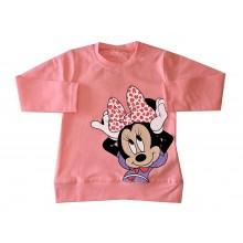 Детска блуза за момиче Мини 86-116
