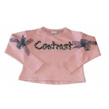 Контраст блуза Fashion  104-152