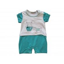 Бебешки гащеризон Слонче 56-74