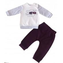 Бебешки комплект Мечо 62-80