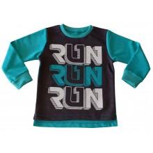 Ватирана блуза Run 92-110