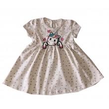 Детска рокля Еднорог 74-98