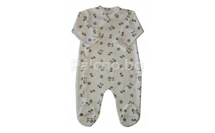 Бебешки гащеризон  56-68см