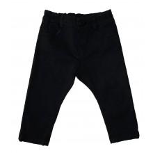 Тъмно син панталон Контраст 74-92