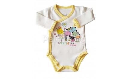 Бебешко боди Family 56-68