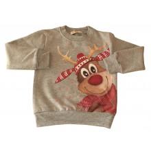 Детска ватирана блуза Рудолф 86-116