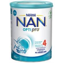 Нестле Нан 4 - Nestle Nan 4 Мляко за малки деца 24м+ 800гр.
