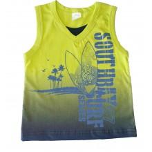 Тениска без ръкав Съни кидс 86-98
